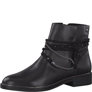 Tamaris-Schuhe-Stiefelette-BLACK-Art.:1-1-25060-31/001