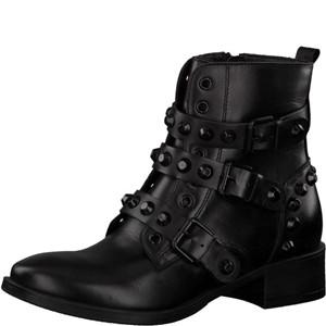 Tamaris-Schuhe-Stiefelette-BLACK-Art.:1-1-25380-31/001
