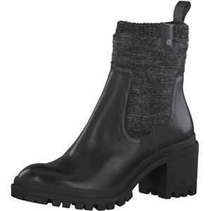 Tamaris-Schuhe-Stiefelette-BLACK-Art.:1-1-25404-31/001