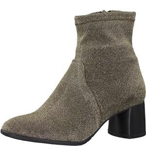 Tamaris-Schuhe-Stiefelette-GOLD-GLAM-Art.:1-1-25946-31/935