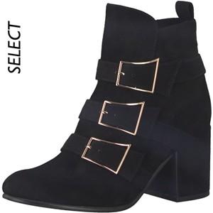 Tamaris-Schuhe-Stiefelette-BLACK-Art.:1-1-25302-21/001-MO