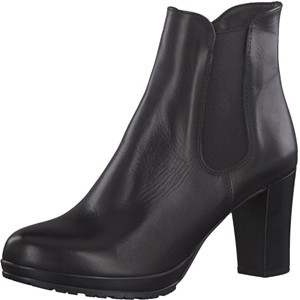 Tamaris-Schuhe-Stiefelette-BLACK--Art.:1-1-25090-21/003