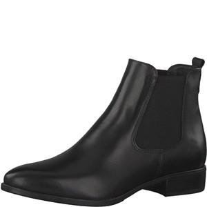 Tamaris-Schuhe-Stiefelette-BLACK--Art.:1-1-25095-21/003