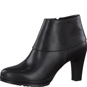 Tamaris-Schuhe-Stiefelette-BLACK-Art.:1-1-25460-21/001