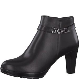 Tamaris-Schuhe-Stiefelette-BLACK-Art.:1-1-25047-31/001