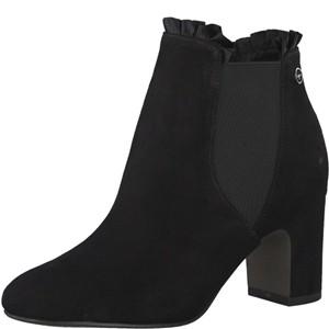 Tamaris-Schuhe-Stiefelette-BLACK-UNI-Art.:1-1-25311-31/007