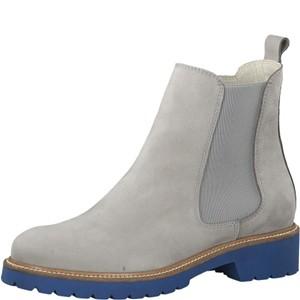Tamaris-Schuhe-Stiefelette-GREY/BLUE-Art.:1-1-25438-31/280