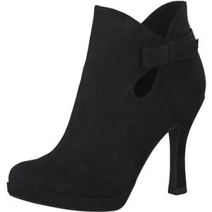 Tamaris-Schuhe-Stiefelette-BLACK-Art.:1-1-25306-32/001