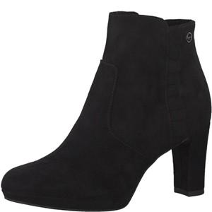 Tamaris-Schuhe-Stiefelette-BLACK-Art.:1-1-25307-22/001