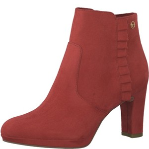 Tamaris-Schuhe-Stiefelette-LIPSTICK-Art.:1-1-25307-22/515