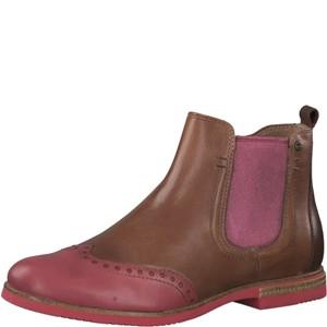 Tamaris-Schuhe-Stiefelette-NUT-COMB-Art.:1-1-25310-22/441