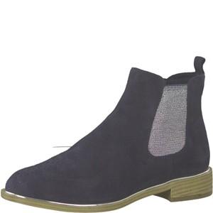 Tamaris-Schuhe-Stiefelette-NAVY-Art.:1-1-25320-22/805