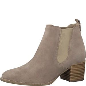 Tamaris-Schuhe-Stiefelette-TAUPE-Art.:1-1-25342-22/341