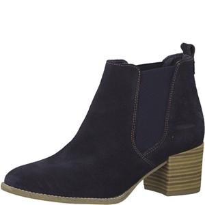 Tamaris-Schuhe-Stiefelette-NAVY-Art.:1-1-25342-22/805