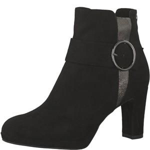 Tamaris-Schuhe-Stiefelette-BLACK-Art.:1-1-25363-22/001