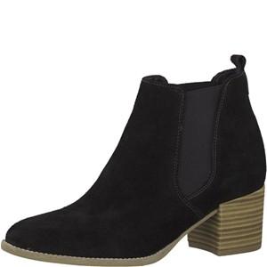 Tamaris-Schuhe-Stiefelette-BLACK-Art.:1-1-25342-22/001