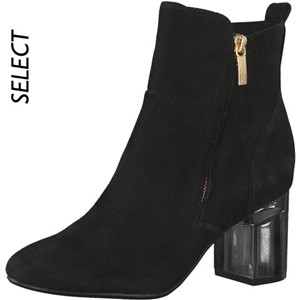Tamaris-Schuhe-Stiefelette-BLACK-Art.:1-1-25301-21/001