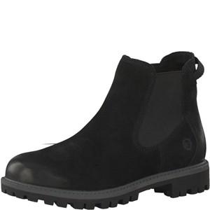 Tamaris-Schuhe-Stiefelette-BLACK-UNI-Art.:1-1-25401-21/007