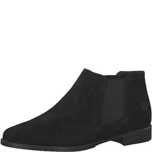Tamaris-Schuhe-Stiefelette-BLACK-Art.:1-1-25038-21/001
