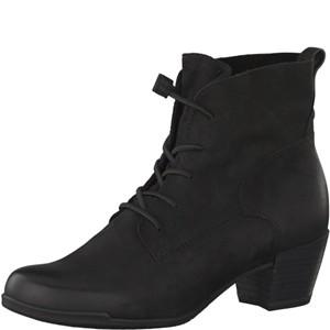 Tamaris-Schuhe-Stiefelette-BLACK-Art.:1-1-25108-21/001