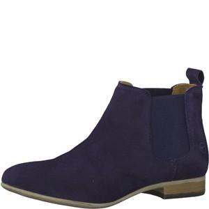 Tamaris-Schuhe-Stiefelette-NAVY-Art.:1-1-25344-32/805