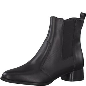 Tamaris-Schuhe-Stiefelette-BLACK--Art.:1-1-25734-31/003