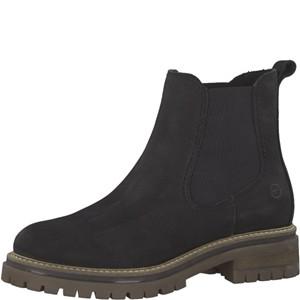 Tamaris-Schuhe-Stiefelette-BLACK-Art.:1-1-25474-21/001