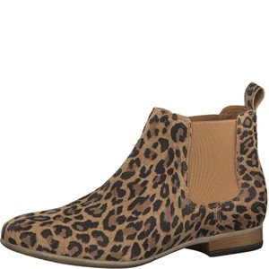 Tamaris-Schuhe-Stiefelette-LEOPARD-Art.:1-1-25344-32/273