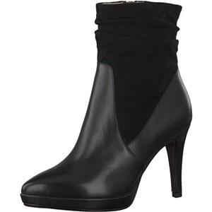 Tamaris-Schuhe-Stiefelette-BLACK-Art.:1-1-25389-21/001