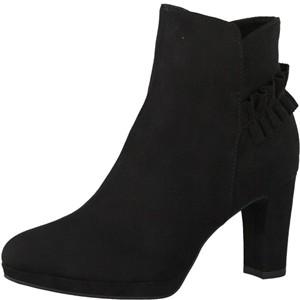 Tamaris-Schuhe-Stiefelette-BLACK-Art.:1-1-25020-21/001