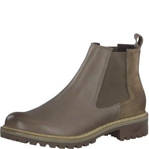 Tamaris-Schuhe-Stiefelette-TAUPE-COMB-Art.:1-1-25457-21/344