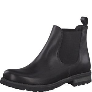 Tamaris-Schuhe-Stiefelette-BLACK-Art.:1-1-25923-31/001